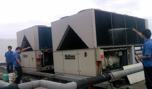 中央空调维修保养