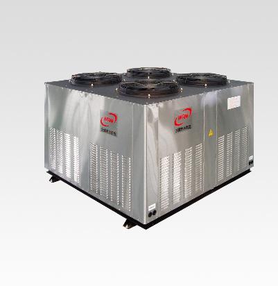 空气源高温热泵